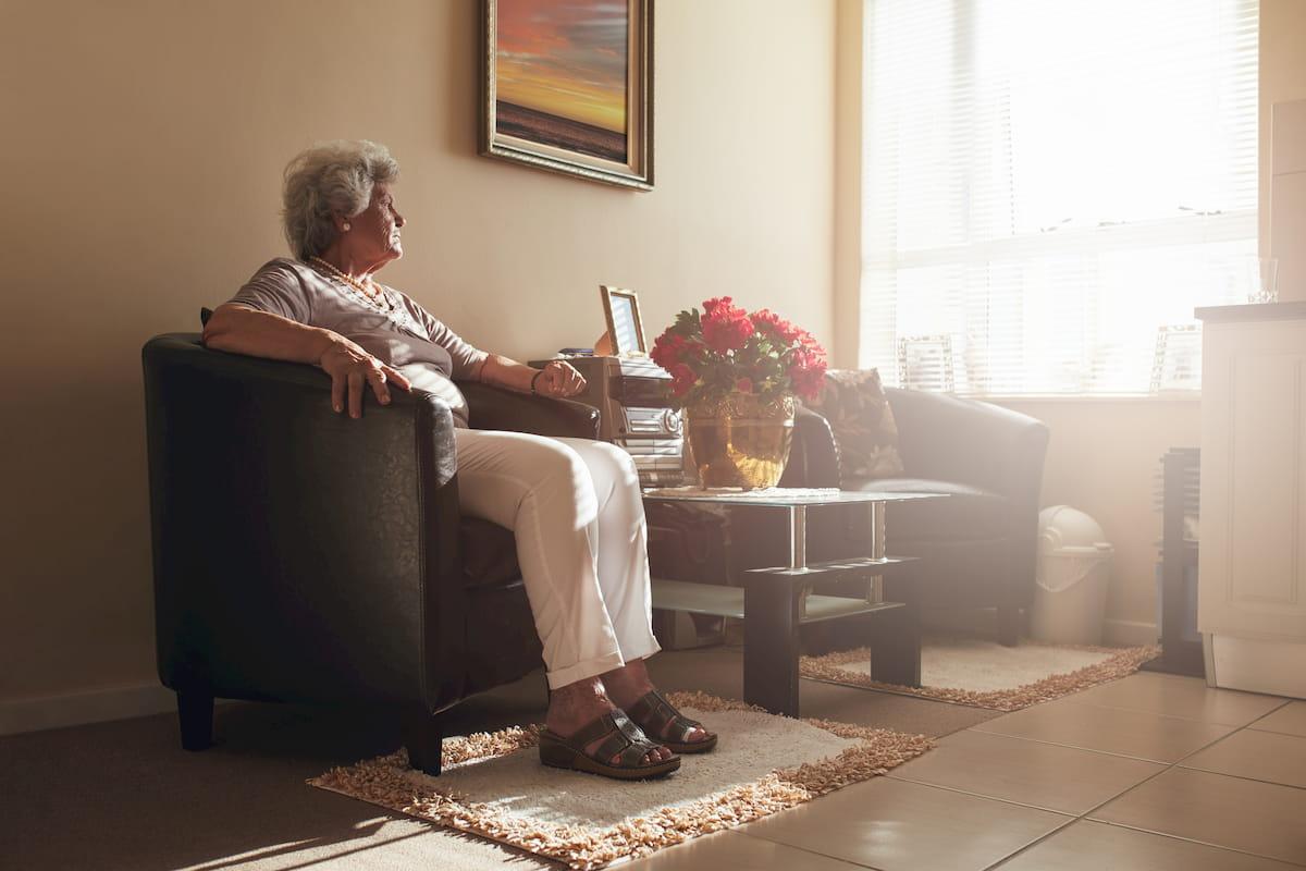 Limpieza y desinfección en residencias de ancianos