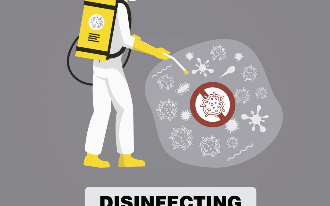 El ozono en la desinfección