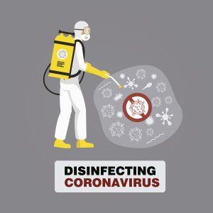 desinfeccion contra el coronavirus