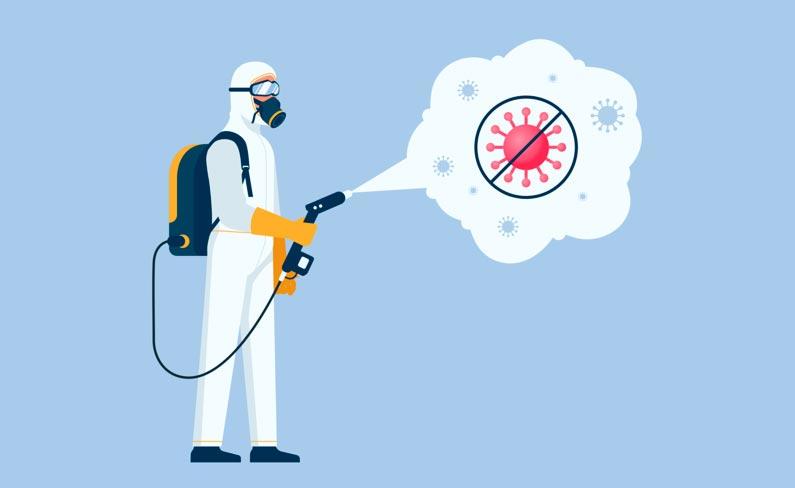Protocolo de desinfección en caso de COVID-19